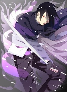 Sasuke Wallpaper HD Free - náhled