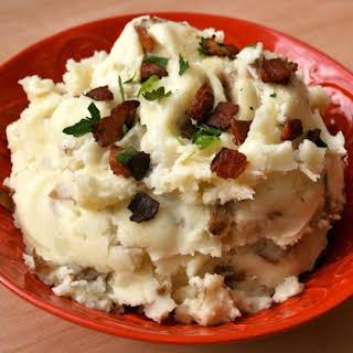 Paleo Mashed Potatoes.