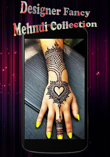 Fancy Mehndi Design 2017 1.9 screenshots 9