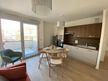 Appartement 3 pièces 51,02 m2
