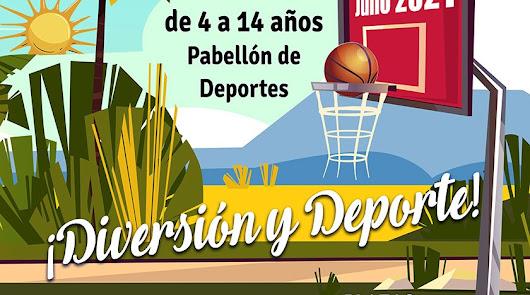 Las inscripciones del Campus de Verano del CB La Mojonera van a buen ritmo