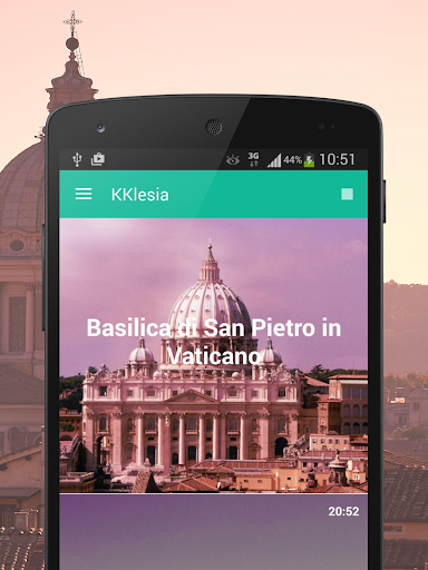 KKlesia - Rome Audio Guides