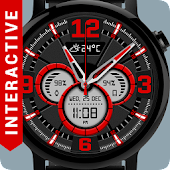 Iron Watch Face