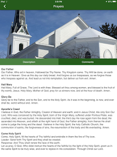 St. Patrick Catholic - Ada, MI- screenshot thumbnail