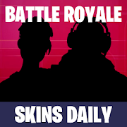 Free Battle Royale Skins Daily