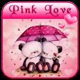 Pink Love Bear Theme