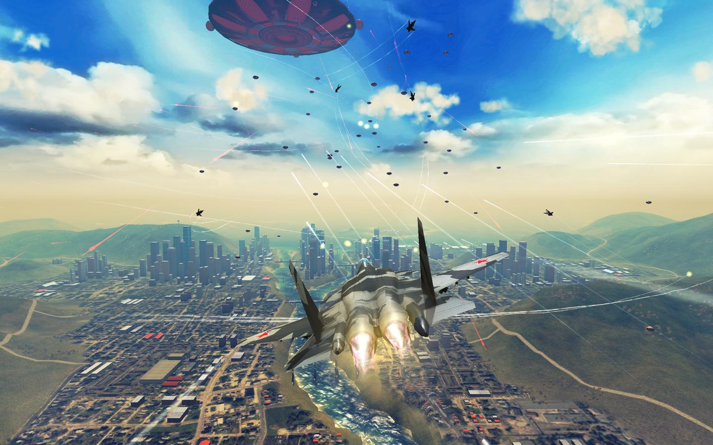 Sky Gamblers: Air Supremacy- tangkapan layar
