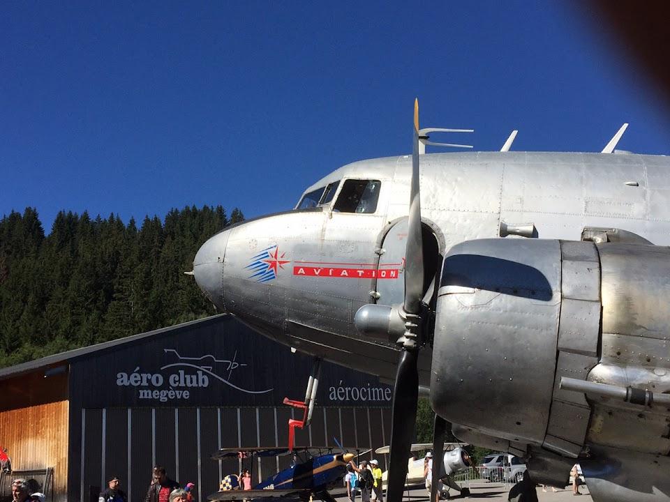 DC3-Aéroclub-Megève
