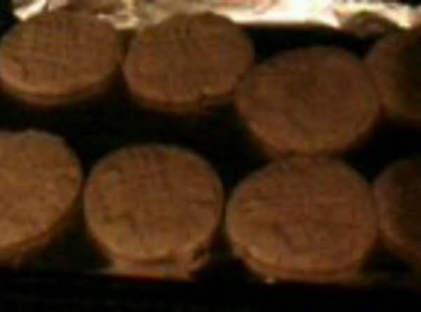 Cheaten Peanut Butter Cookies Recipe
