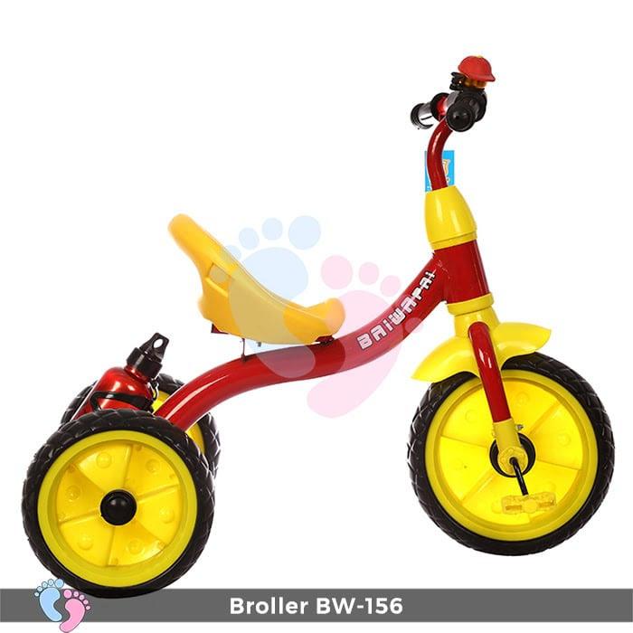 Xe đạp ba bánh trẻ em Broller XD3-156 14