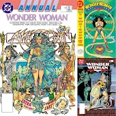 Wonder Woman Annual (1988)