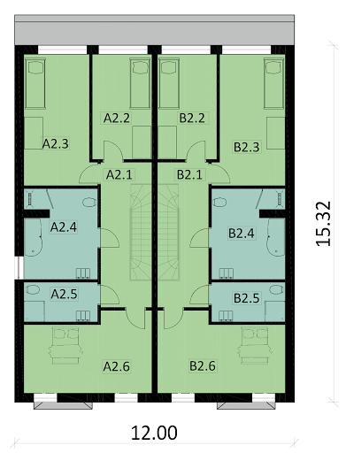 Ka13 - Rzut piętra