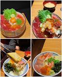 坐著做ちらし寿司