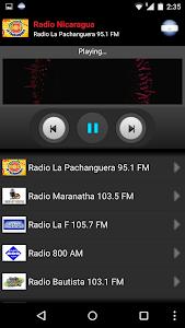 RADIO NICARAGUA screenshot 1