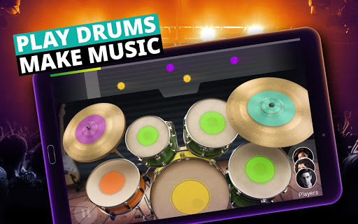 Drum Set Music Games & Drums Kit Simulator screenshot 9