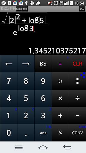 scientific calculator lite