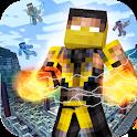 Block Mortal Survival Battle icon