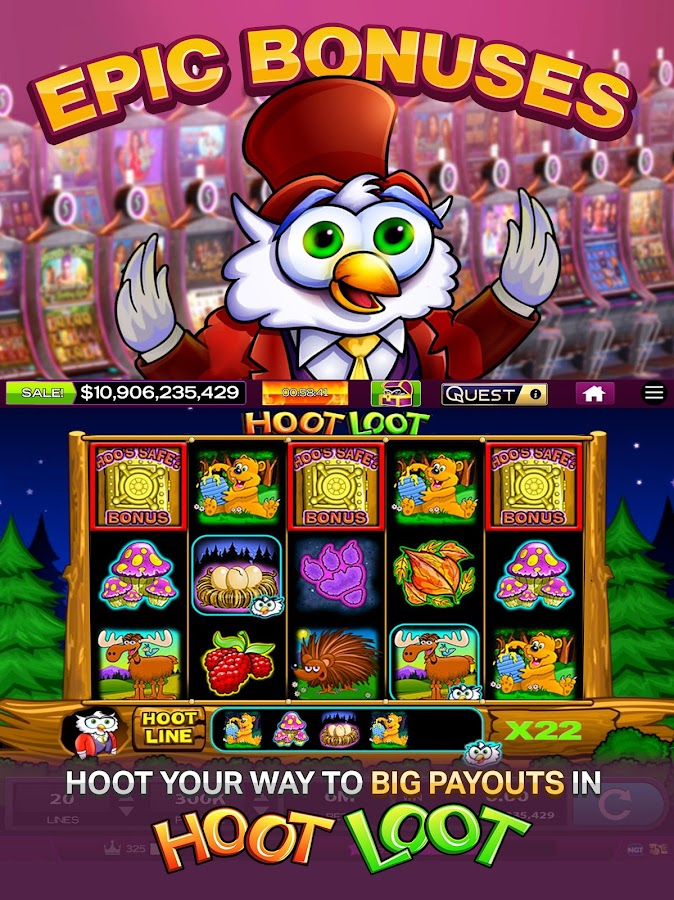 high 5 casino app android