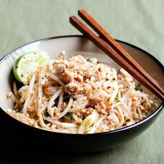 Thai Basil Pad Thai Recipes