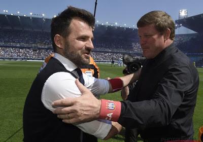 """Leko en Vanhaezebrouck over de tegenstander: """"Dimata-Santini afstoppen wordt niet makkelijk"""" en """"Afwachten of Rezaei start"""""""