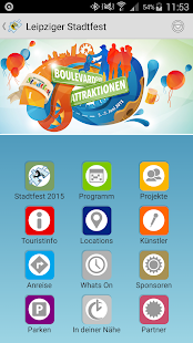 Leipziger Stadtfest - screenshot thumbnail
