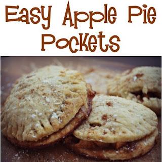 Easy Apple Pie Pockets Recipe!
