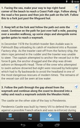 玩免費旅遊APP|下載iWalk Rosemullion Head app不用錢|硬是要APP