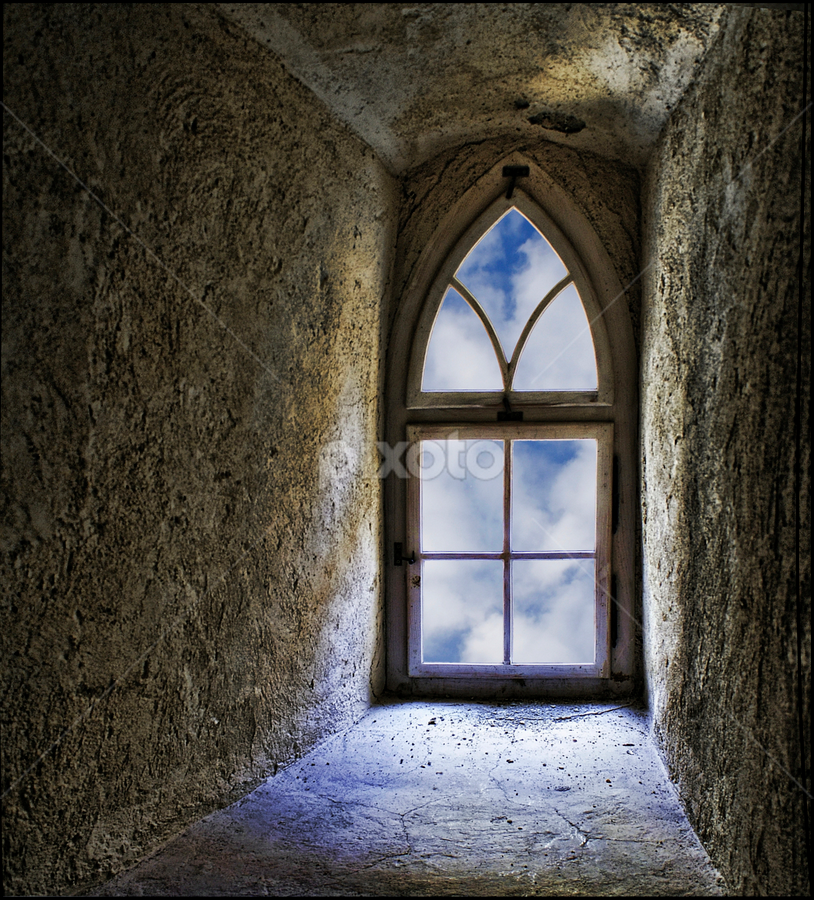 window by Branka Radmanić - Buildings & Architecture Other Interior ( trakoscan, window, croatia, castle, architecture )