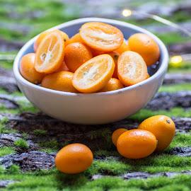 Kumquats by Antonio Winston - Food & Drink Fruits & Vegetables