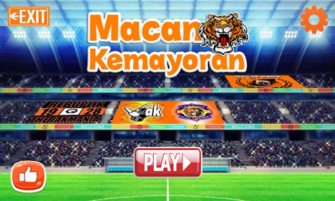 Macan Kemayoran Freekick Game - screenshot