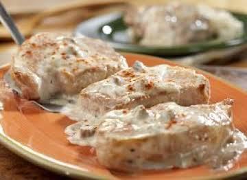 Baked Boneless Pork Chops