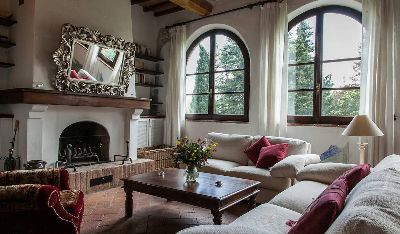 Villa avec jardin Montalcino