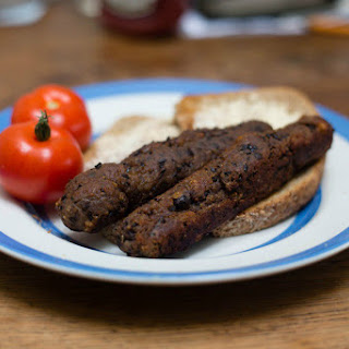 Smoky Black Bean Sausages [Vegan] Recipe