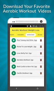 Aerobic Workout Weight Loss Videos - náhled