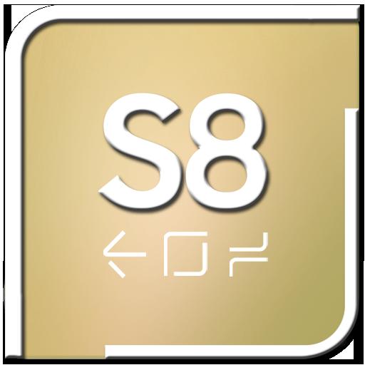 S8 Navigation bar (No Root) | Soft Navigation