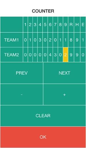 玩運動App|Umpire 野球 審判 カウンター免費|APP試玩