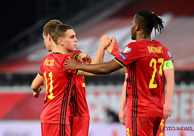 La Belgique inflige la pire défaite de son histoire au Belarus, les remplaçants se font plaisir !