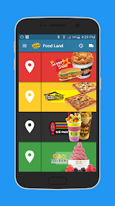 Food Land - فود لاند screenshot 0