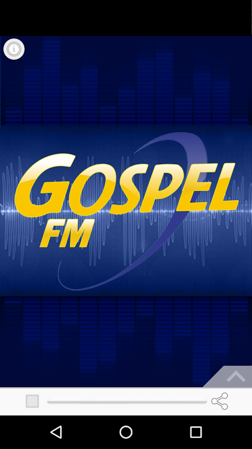 Radio Gospel FM - Sao Paulo- screenshot