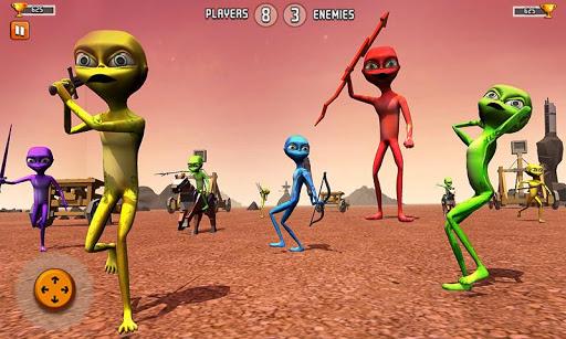 Green Alien Royale 1.4 screenshots 1