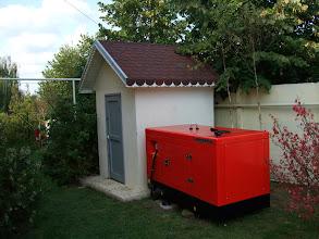 Photo: Generator Yanmar 35 kVA, Corbeanca, Ilfov