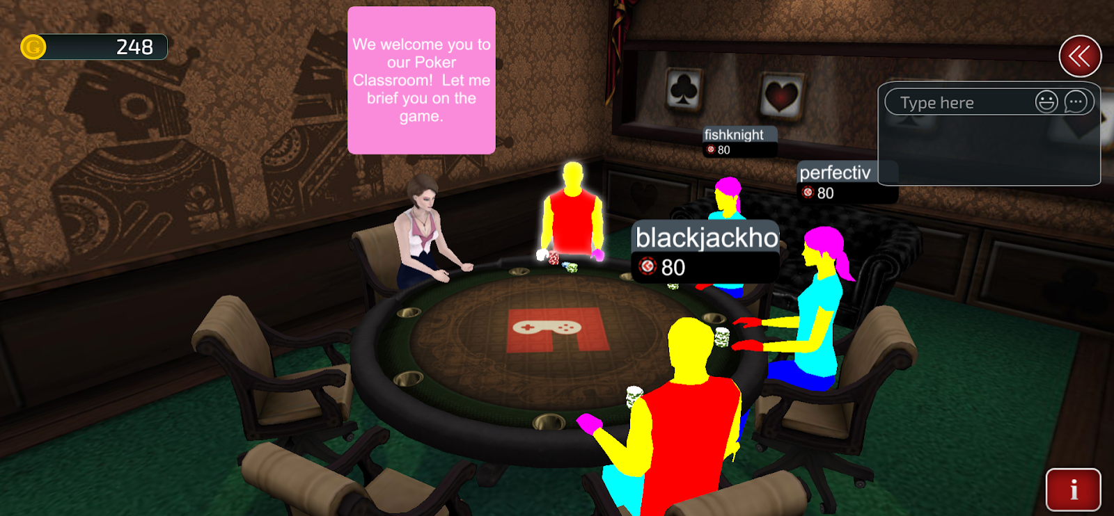 Gamentio welcome you to the poker classroom