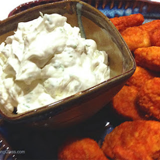 Creamy Blue Cheese Dip Recipe