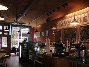 Photo: Show at Java Joe's, Binghamton, NY 13901 Through November 2010