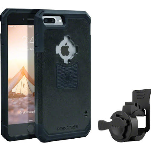 Rokform Handlebar Mount Kit for iPhone 7+ and 8+