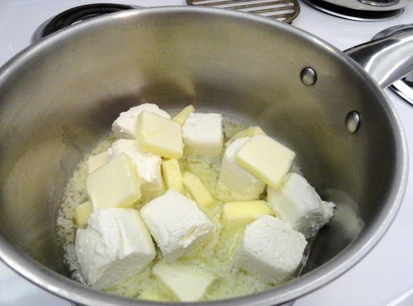 MILK- measure a cupGRATED PARMESAN CHEESE- measure, make sure you use just the regular...