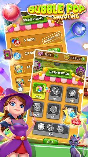 Bubble Pop - Classic Bubble Shooter Match 3 Game apkpoly screenshots 3