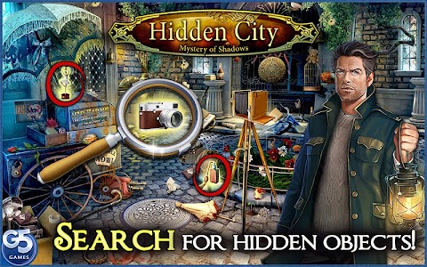 Hidden City:Mystery of Shadows screenshot 12