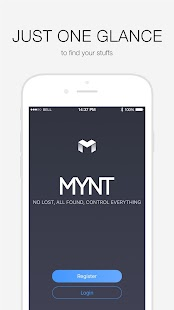 MYNT Smart Tracker and Finder - náhled