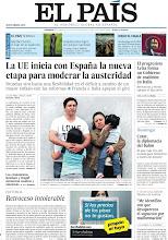 Photo: La UE inicia con España la nueva etapa para moderar la austeridad, el progresista Letta forma un Gobierno de coalición en Italia y entrevista con Ruiz-Gallardón sobre el aborto, en nuestra portada del domingo 28 de abril http://srv00.epimg.net/pdf/elpais/1aPagina/2013/04/ep-20130428.pdf